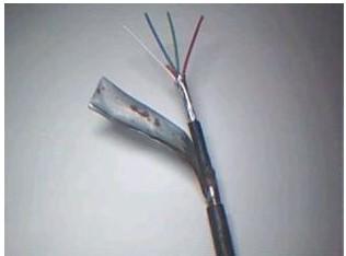 鐵路長途對稱通信電纜